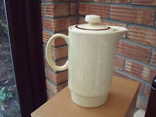 Poole Pottery Broadstone Coffee Pot or Hot Water Jug 1960s/70s