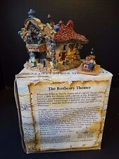 Boyds Bearly Built Village ~ The Roxbeary Theatre ~ #19017 ~ Box