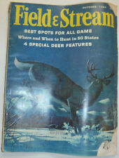 Field & Stream Magazine Where And When To Hunt In 50 States October 1964 012915R