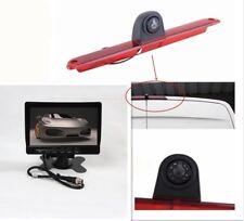 Auto Komplettset Rückfahrkamera+ Monitor Set für VW Crafter Benz Sprinter 2006+
