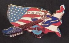 Hard Rock Cafe PinAtlanta 2002 - Atlanta Fourth of July