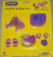 Breyer Collectable Model Horse Accessories English Riding Set in Hot Colors