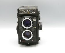 Yashica Mat-124G - Working Meter - Manual & Lens Cap are Included