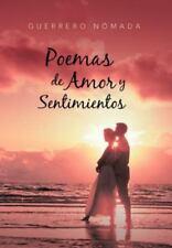 Poemas de Amor y Sentimientos by Guerrero Nómada (2012, Hardcover)