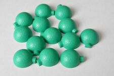 Monopoly junior Trek Alaska edition game replacement pieces - qty 13 green igloo