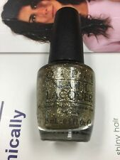 "OPI POLISH ""ALL SPARKLY AND GOLD HL E13""  MARIAH CAREY Holiday 2013 Collection"