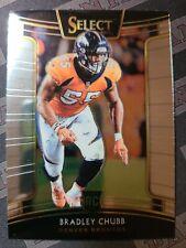 D55 Bradley Chubb 2018 Select Concourse Level Rookie #78 Denver Broncos RC