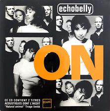 Echobelly CD Single On Turn On / Natural Animal - Promo - France (EX/M)