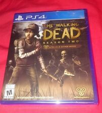 LOW PRICE! NEW Telltale Games The Walking Dead Season 2 Two PS4 Playstation 4