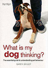 What is My Dog Thinking?,GOOD Book