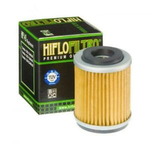 Oil Filter Hiflo Filtro for Yamaha Motorcycle 125 TW 1998-2005 HF143 New