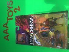 """Dragonheart FELTON with Battle Blade Mace Kenner Vintage 1995 Action Figure 3.5"""""""