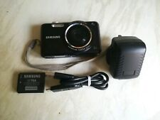 Samsung ES71 Digital Camera, 12. 2MP 5x Optical Zoom - Black