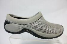 MERRELL Mesh Silver Sz 5.5 Women Slip-On Loafers