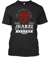 Juarez An Endless Legend Is Alive! - The Alive Premium Tee T-Shirt