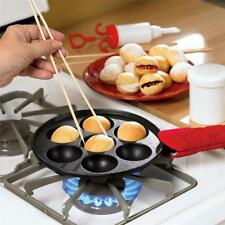 New Pancake Puffs Cast Iron with Extra Bonus As Seen on TV