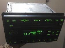 2004-05 OEM Ford Explorer Mountaineer Radio AM FM 6 Disc 4L2T-18C815-CE