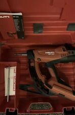 Hilti gaz GX120, Actionné Pistolet à Clous.