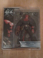 HELLBOY NEW - 2004 Hellboy Movie Figure Open Mouth VARIANT Mezco