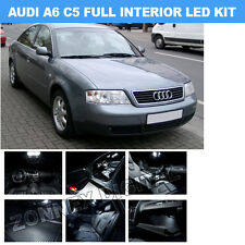 AUDI A6 C5 4B Avant LED COMPLETO INTERNI KIT Bright 5730 SMD LAMPADINE 21 privo di errori