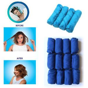 Heat-free Curlers Hair Rollers Sleep Styler Kit Long Cotton DIY Styling Tools