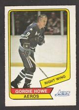 1976-77   OPC O PEE CHEE  WHA  # 50  GORDIE HOWE   INV  J3633
