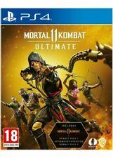 Mortal Kombat 11 Ultimate (PS4,2020)