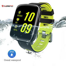 Lemfo GV68 Bluetooth Swim Waterproof Smart Watch Sport Pedometer For Android iOS