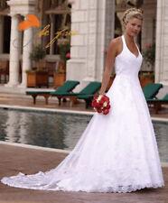 Halterneck Wedding Dresses | eBay