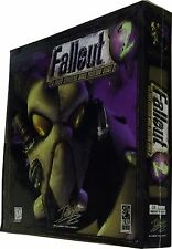 Fallout 2  - Big Box Vintage 1998 - New!! - **Rare* Near Mint in Sealed Box!!