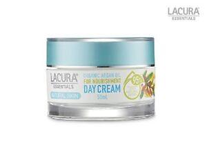 LACURA Natural Skin Organic Argan oil Intensive 24h Moisturisation Day Cream