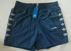 Adidas Originals Blue Swim Shorts Size Adults Extra Large New