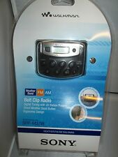 Sony SRF-M37W Walkman Digital Tuning Weather/FM/AM Stereo Radio SRFM37W