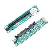 """P81 2,5"""" SATA Festplatte 44pin IDE HDD SSD zu 22pol Notebook Konverter Adapter"""