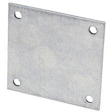 Penn Elcom H1460 Backplate For H1435 Snap Back Spring Shackles Zintec Steel