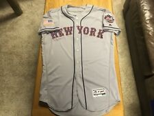 New York Mets 4th Of July Authentic Jersey Men 44 MLB Majestic Stars And Stripes