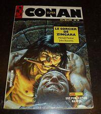 Buscema - Super Conan 5 - Marvel / Mon Journal