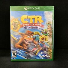 CTR Crash Team Racing - Nitro Fueled (Xbox One) BRAND NEW / Region Free