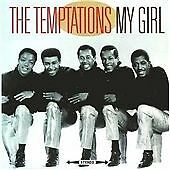NEW CD.The Temptations - My Girl.Last Of Stock!