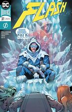 Flash Vol 5 #37 Cover A  Barry Kitson Captain Cold Cover