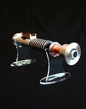 Lightsaber Display Stand Acrylic Length Adjustable 2 PART STAND Star Wars NEW