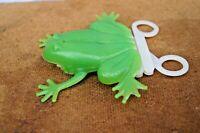 Vintage frog toy plastic ussr  CCCР