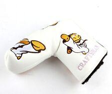 Craftsman Karate New Design Putter Head Cover for Scotty Ping MIZUNO Golf Blade
