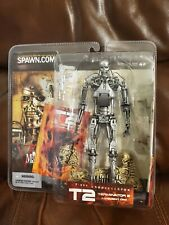 McFarlane Toys Movie Maniacs Series 5 Terminator 2 T-800 Endoskeleton