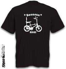 T-shirt bonanza bicicleta cruiser lowrider beachcruiser Biker tshirt señores Hobby