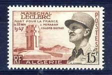 TIMBRE ALGERIE NEUF N° 338 ** MARECHAL LECLERC