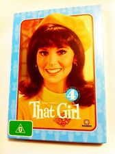 That Girl - Complete Series Four Region4 DVD - BRAND NEW