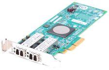 Emulex LPE11002 PCI-E x4 Dual FC HBA 4 Gbit/s - low profile