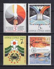 CYPRUS 1989 ANNIVERSARIES & EVENTS II MNH