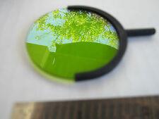 MICROSCOPE LIGHT FILTER LEITZ ZEISS GREEN OLIVE
